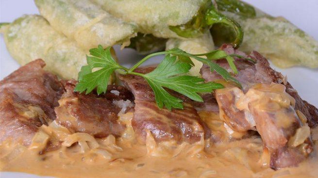 Como Cocinar Presa Iberica | Receta De Presa Iberica En Salsa De Mostaza