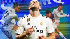 Bale se lamenta tras otra temporada plagada de lesiones con el Madrid.