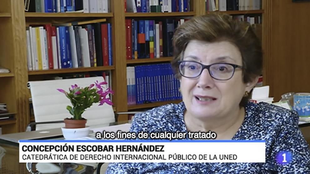 Concepción Escobar.