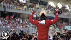 El emotivo vídeo de la Fórmula 1 a Alonso en su última carrera.