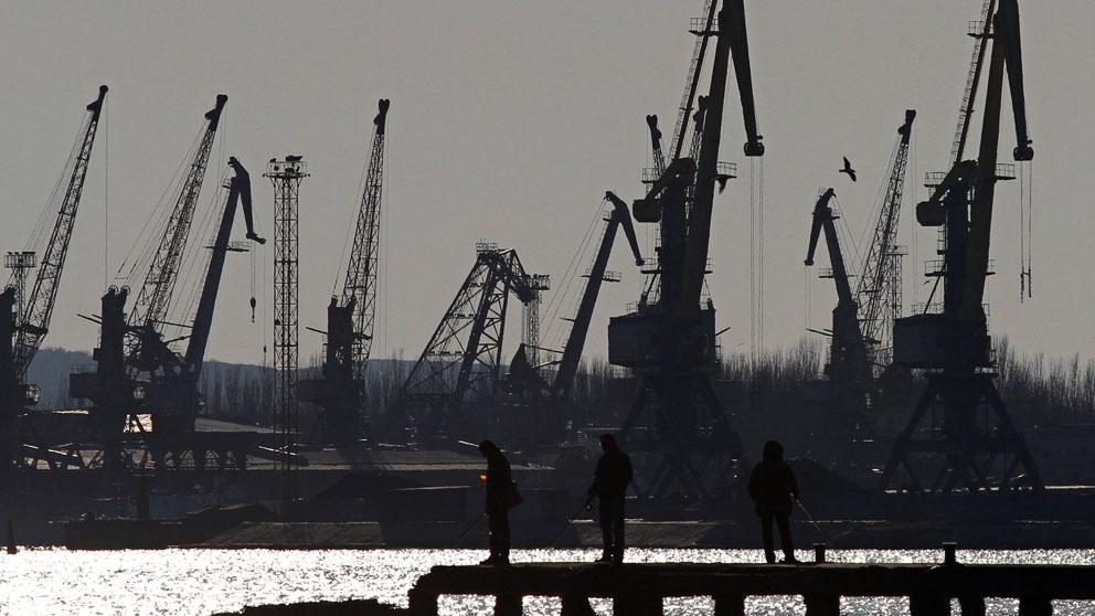 Estrecho de Kerch (Foto: AFP)