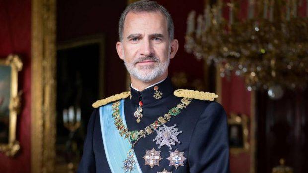 listado reyes España