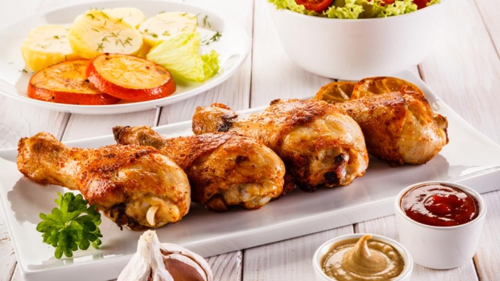 Receta de Pollo a la mantequilla