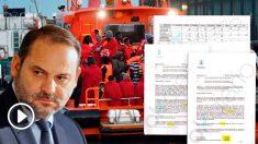 Fomento gastó más de 25.000 euros en comida 'halal' para los inmigrantes rescatados en el Estrecho durante los meses de julio y agosto