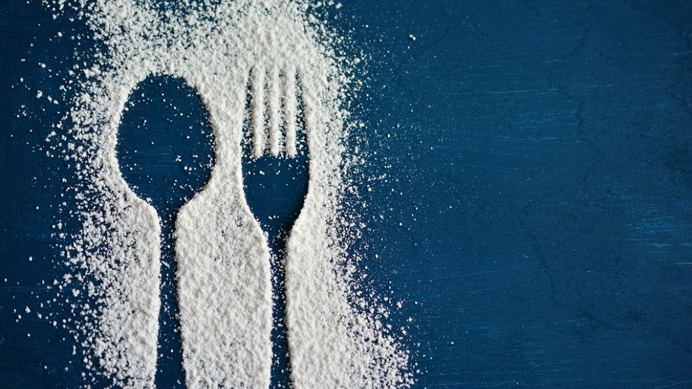 El azúcar, tan presente en la cocina.