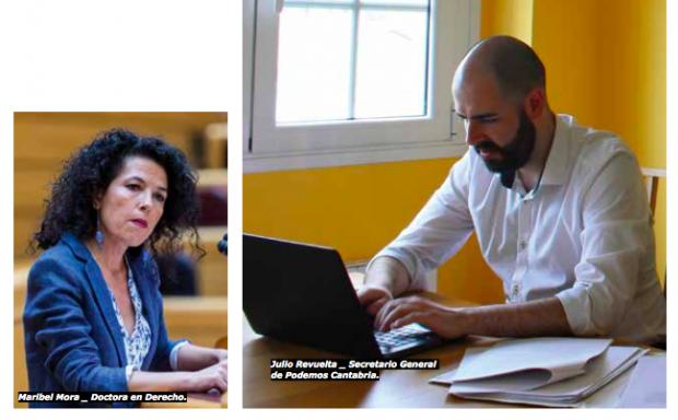 La portavoz de Podemos en el Senado y nº 4 por Sevilla falsea su currículum inventándose un doctorado