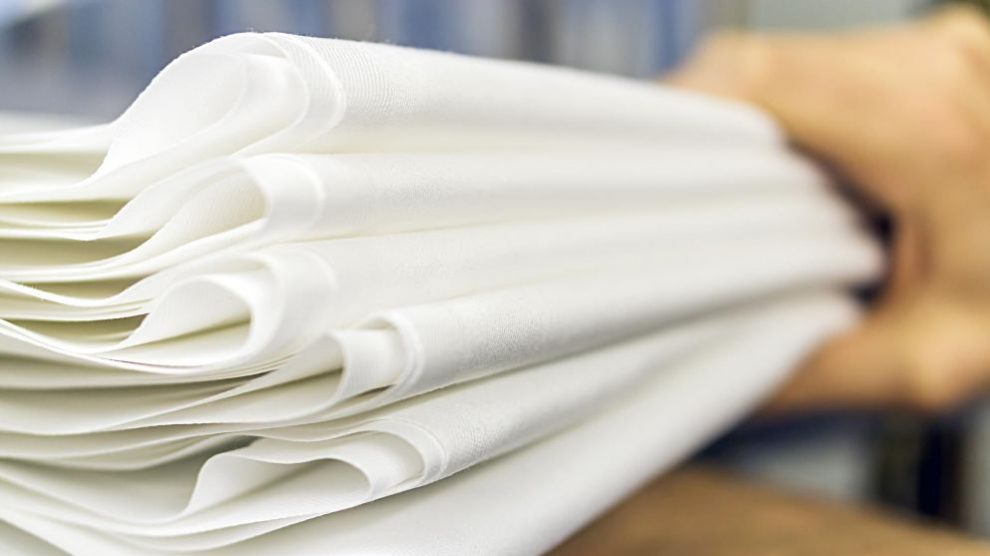 Cómo doblar sábanas correctamente