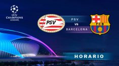 El Barcelona se mide con el PSV en un partido decisivo para los holandeses.