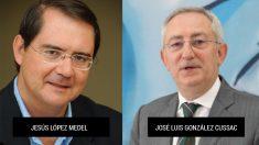 Jesús López-Medel y José Luis González Cussac