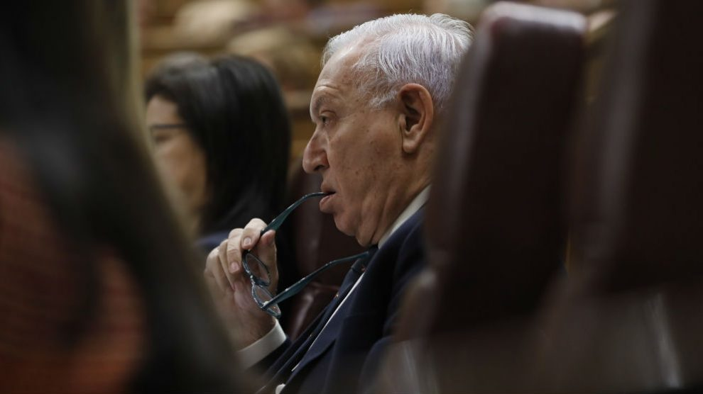 José Manuel García Margallo. Foto: Europa Press