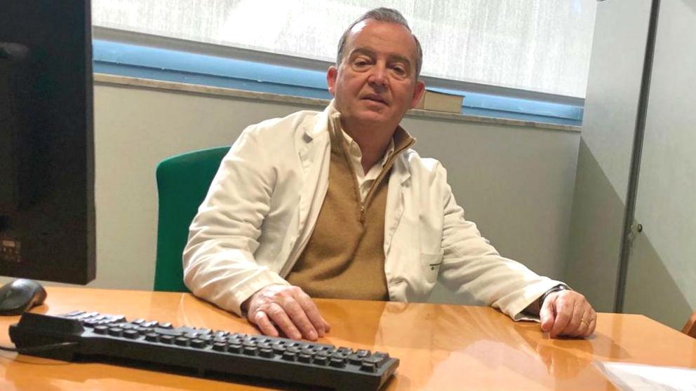 El jefe de la unidad de cirugía cardiaca del hospital de Manises, Daniel Luna Arnal