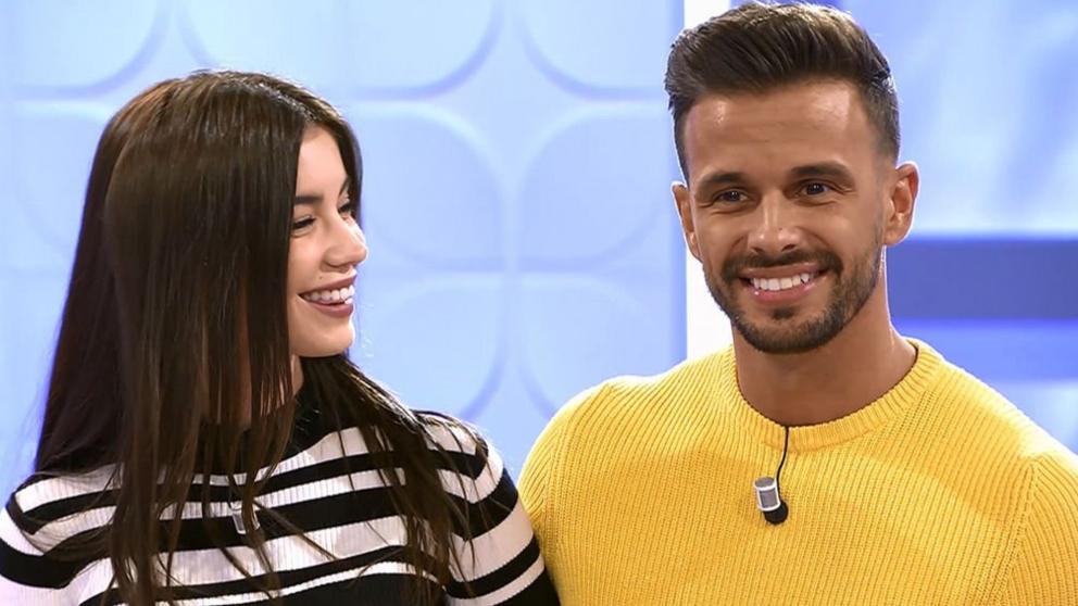 Cristian y Noelia no tendrán más citas por el momento en 'MYHYV'.