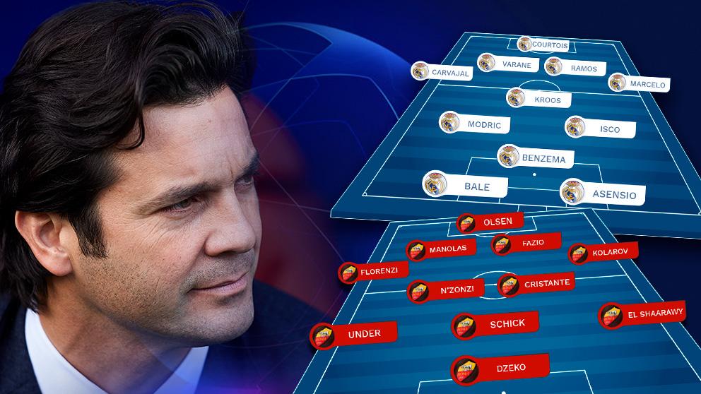 Santiago Hernán Solari tiene que medir la capacidad de reacción de su equipo tras el pinchazo en Eibar.