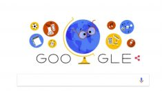 El Doodle que Google le dedica al Día Internacional del Profesor