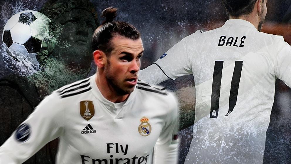 Gareth Bale se reencontró con el gol en Roma.