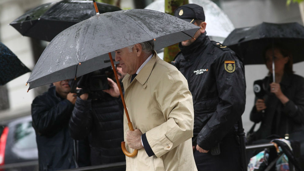 Luis Bárcenas. Foto: Europa Press