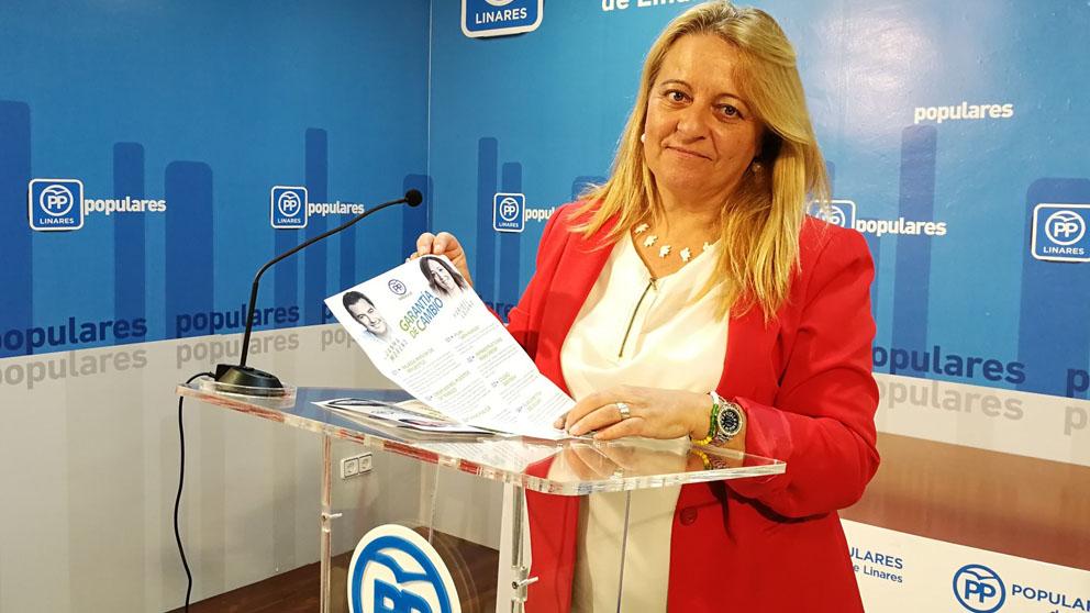 Ángela Hidalgo.