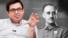 Gerardo Pisarello y Francisco Franco.