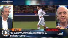 Asensio podría abandonar el Real Madrid.