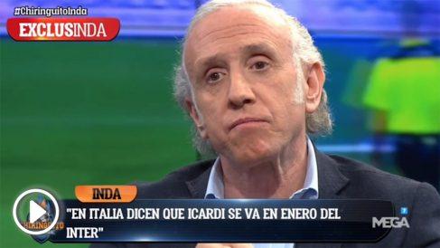 Mauro Icardi es objetivo prioritario del Real Madrid para el mercado de invierno.