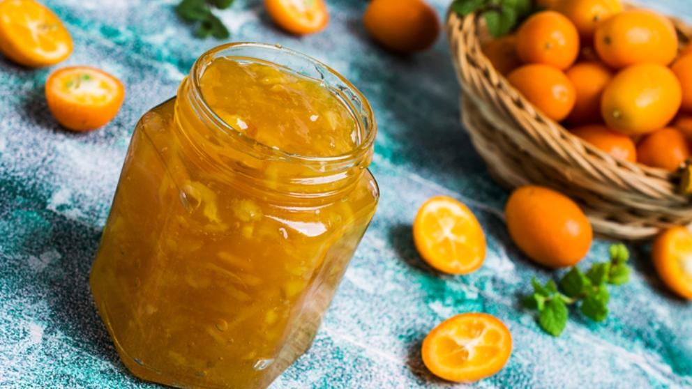 Receta de Mermelada de Kumquat