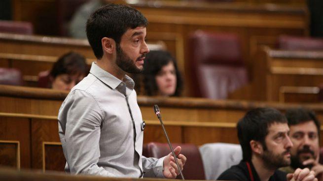 Pablo Bustinduy será el cabeza de lista por Podemos para las elecciones europeas
