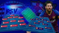 El Barcelona quiere sellar su pase como primero de grupo.