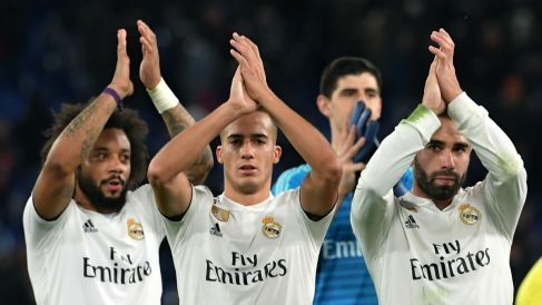 El Real Madrid se impone en Roma y se asegura ser primero de grupo (AFP).