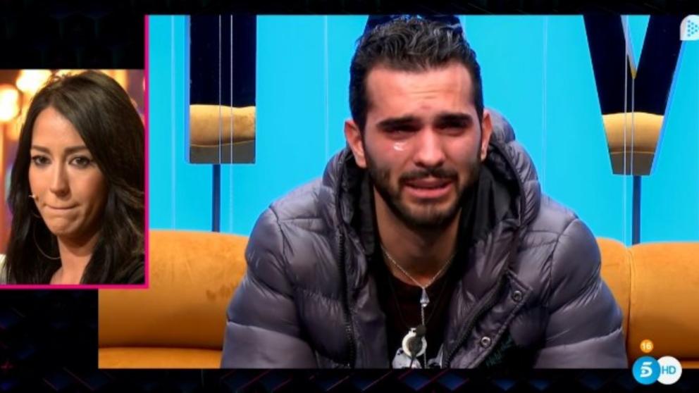 Suso está llorando mucho la salida de Aurah de 'GH VIP 2018'