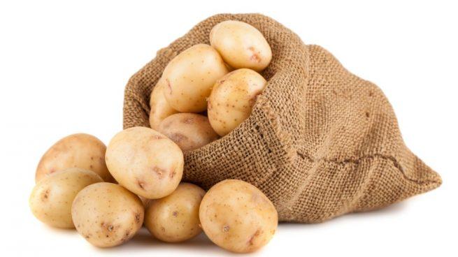 dieta de la patata