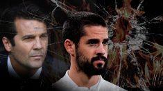 Isco y Solari tienen la relación más tensa en el vestuario del Real Madrid.