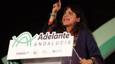 Teresa Rodríguez, exlíder de Adelante Andalucía.