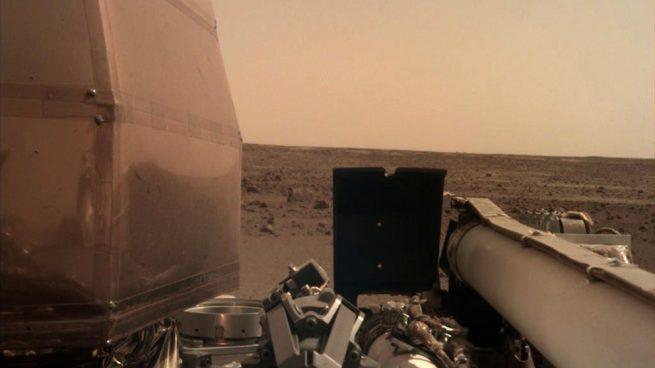 la sonda InSight de la NASA