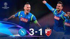 resultado-NAPOLES-ESTRELLA-ROJA-champions-league-2018-2019-interior