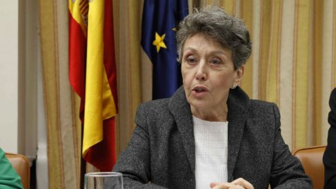 Rosa Maria Mateo, administradora única de RTVE. Foto EFE