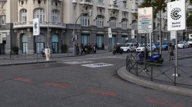 """Los comerciantes estallan por el cierre del centro de Madrid: """"Hay proveedores que no nos van a servir"""""""