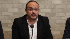 El líder del PP en Cataluña, Alejandro Fernández. (Foto: PP)