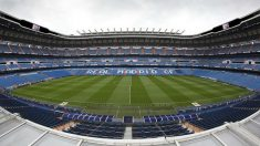 El estadio Santiago Bernabéu, en una imagen de archivo.
