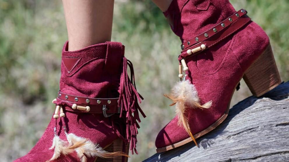 Las botas camperas se pueden personalizar para que tengan un estilo único