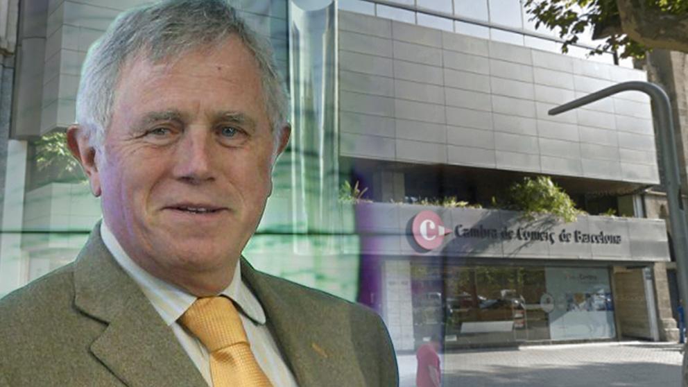 El empresario Enric Crou, candidato a la Cámara de Comercio de Barcelona