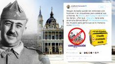 El polémico tuit del diputado de Podemos José David Carracedo sobre los restos de Franco.