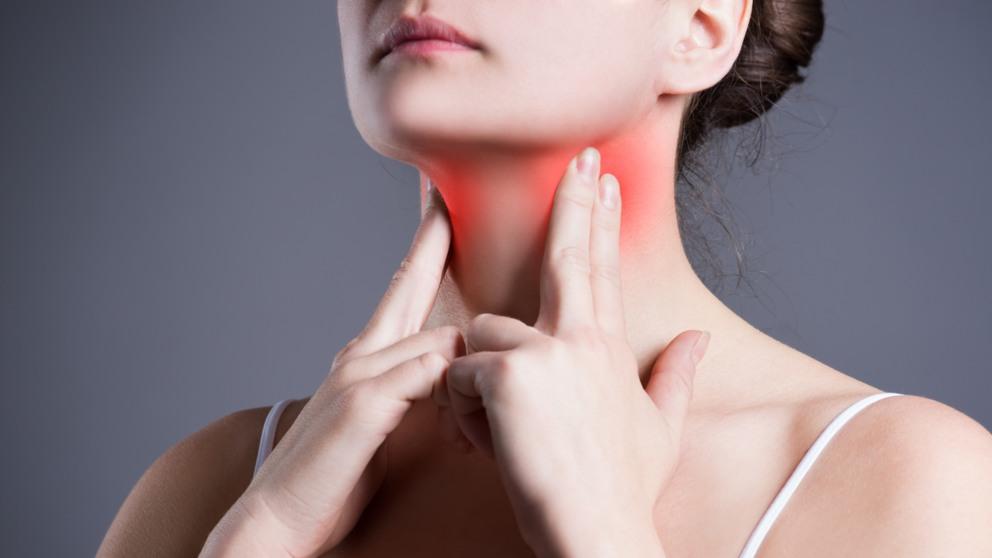 medicina natural para la inflamacion de garganta