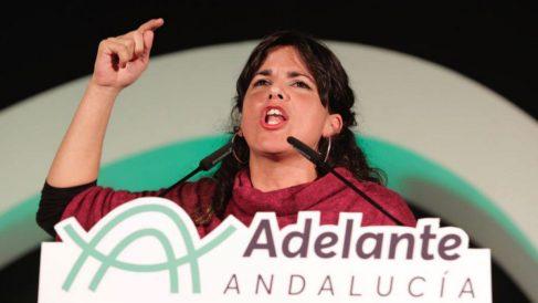 Teresa Rodríguez (RRSS).