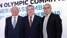 Alejandro Blanco, nuevo miembro del Comité Ejecutivo de ACNO. (Nacho Casares)