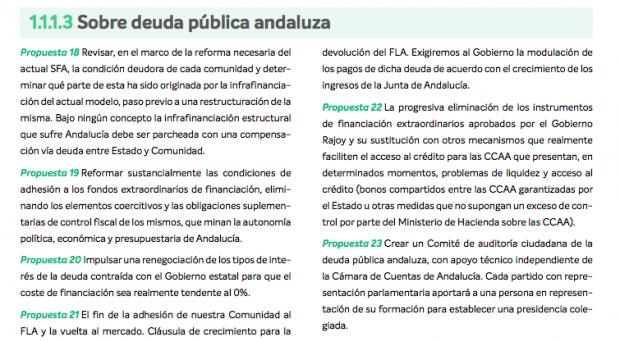 Las propuestas económicas de Podemos: impago de la deuda, expropiaciones y banca pública