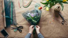 Cómo transportar flores frescas de la manera correcta