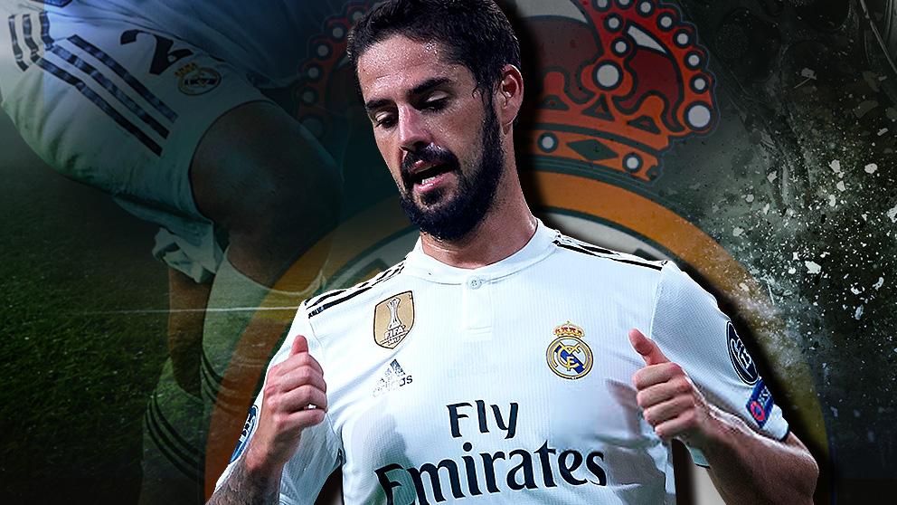 El Real Madrid no está dispuesto a regalar a Isco.