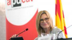 La directora de la Autoridad Catalana de Protección de Datos (APDCAT), Maria Àngels Barberà.