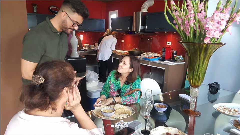 La diputada socialista Carla Antonelli se fue a comer langosta con la hija de Castro en un pisazo de Cuba