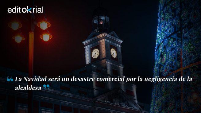 El Madrid de Carmena es un caos